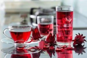trà hoa Atiso đỏ